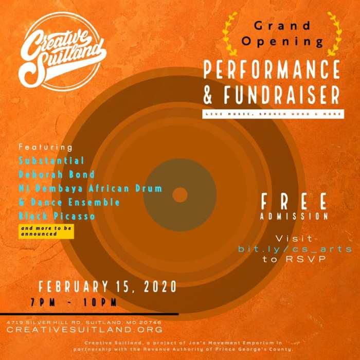 CreativeSuitland_OpeningPerformance
